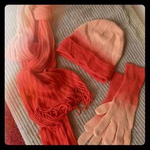 Accessories - Small Soft Acrylic Winter Set
